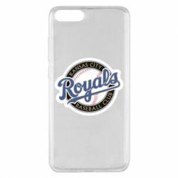 Чохол для Xiaomi Mi Note 3 Kansas City Royals