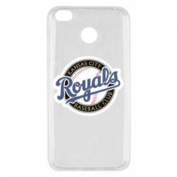 Чохол для Xiaomi Redmi 4x Kansas City Royals