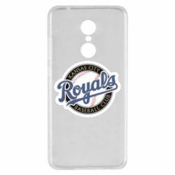 Чохол для Xiaomi Redmi 5 Kansas City Royals