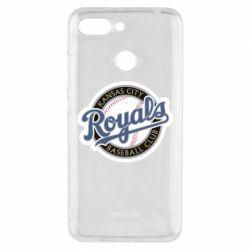 Чохол для Xiaomi Redmi 6 Kansas City Royals