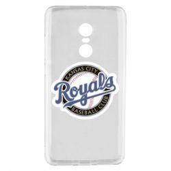 Чохол для Xiaomi Redmi Note 4 Kansas City Royals