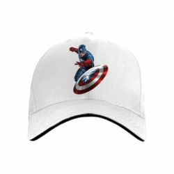 Кепка Капитан Америка - FatLine