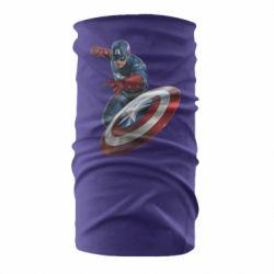Бандана-труба Капитан Америка