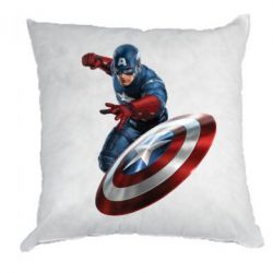 Подушка Капитан Америка - FatLine