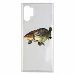 Чехол для Samsung Note 10 Plus Карасик