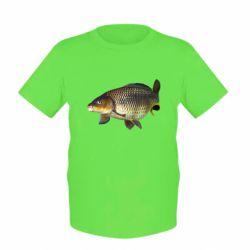 Детская футболка Карасик