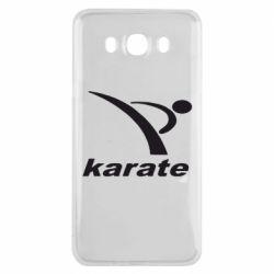 Чехол для Samsung J7 2016 Karate