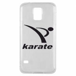Чехол для Samsung S5 Karate