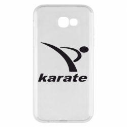 Чехол для Samsung A7 2017 Karate
