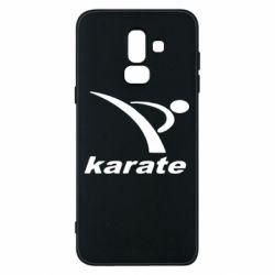 Чехол для Samsung J8 2018 Karate