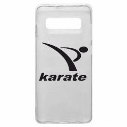 Чехол для Samsung S10+ Karate