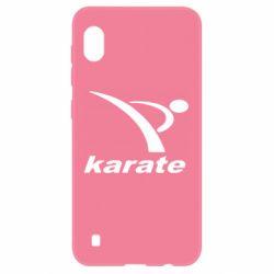 Чехол для Samsung A10 Karate