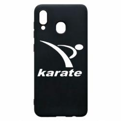 Чехол для Samsung A20 Karate