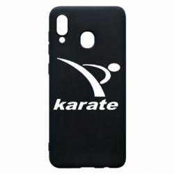 Чехол для Samsung A30 Karate