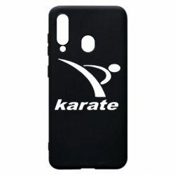 Чехол для Samsung A60 Karate