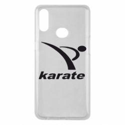 Чехол для Samsung A10s Karate