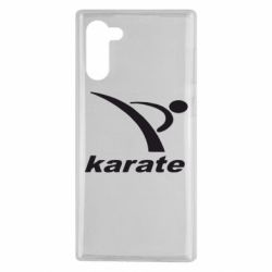 Чехол для Samsung Note 10 Karate