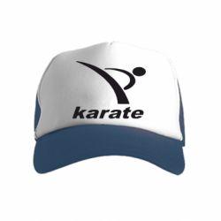 Детская кепка-тракер Karate