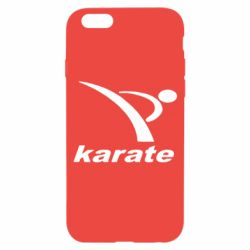 Чехол для iPhone 6/6S Karate