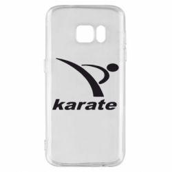 Чехол для Samsung S7 Karate