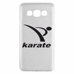 Чехол для Samsung A3 2015 Karate