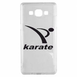 Чехол для Samsung A5 2015 Karate