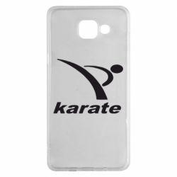 Чехол для Samsung A5 2016 Karate