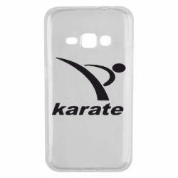 Чехол для Samsung J1 2016 Karate