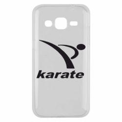 Чехол для Samsung J2 2015 Karate