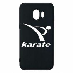 Чехол для Samsung J2 2018 Karate