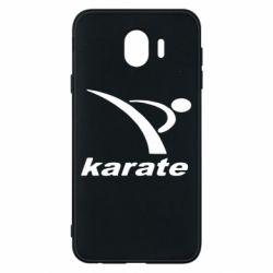 Чехол для Samsung J4 Karate