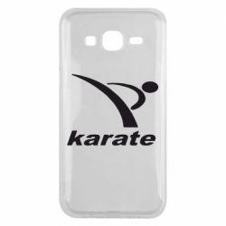 Чехол для Samsung J5 2015 Karate