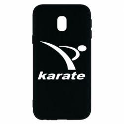 Чехол для Samsung J3 2017 Karate