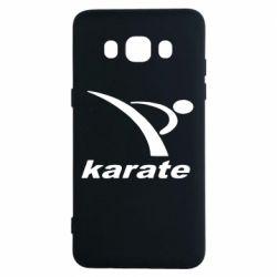Чехол для Samsung J5 2016 Karate