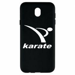 Чехол для Samsung J7 2017 Karate
