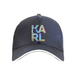 Кепка Karl fashion designer