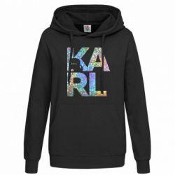 Толстовка жіноча Karl fashion designer