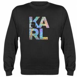 Реглан (світшот) Karl fashion designer