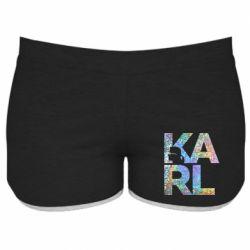Жіночі шорти Karl fashion designer