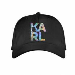 Дитяча кепка Karl fashion designer