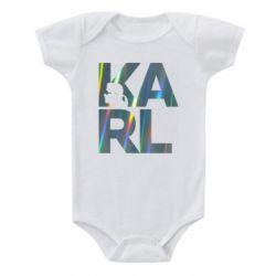 Дитячий бодік Karl fashion designer