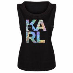 Майка жіноча Karl fashion designer