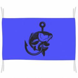 Прапор Карп на гачку