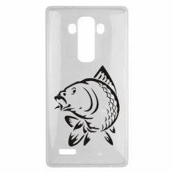 Чохол для LG G4 Карп - FatLine