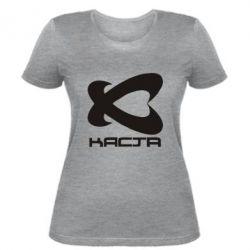 Женская футболка Каста - FatLine