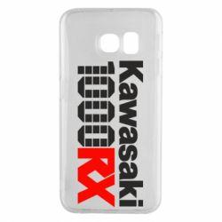 Чохол для Samsung S6 EDGE Kawasaki 1000RX