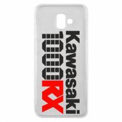 Чохол для Samsung J6 Plus 2018 Kawasaki 1000RX