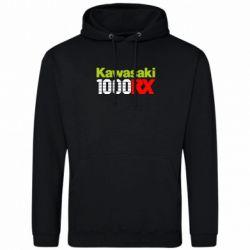 Толстовка Kawasaki 1000RX - FatLine