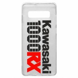 Чохол для Samsung S10+ Kawasaki 1000RX