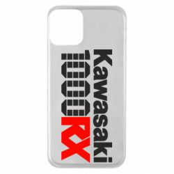 Чохол для iPhone 11 Kawasaki 1000RX